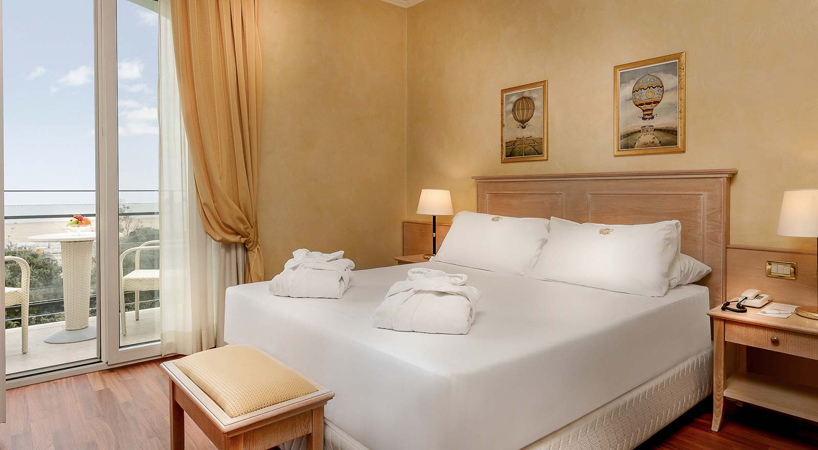 Photo Hotel De Londres a Rimini